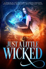 bargain ebooks Just A Little Wicked Urban Fantasy by S. K. Gregory