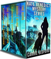 bargain ebooks Kate Benedict Mysteries Vol. 1-5 (The Kate Benedict Series) Mystery by Carrie Bedford