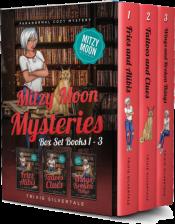 bargain ebooks Mitzy Moon Mysteries Books 1-3: Paranormal Cozy Mystery (Mitzy Moon Mysteries Box Set 1) Paranormal Cozy Mystery by Trixie Silvertale