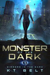 bargain ebooks Monster of the Dark Science Fiction by KT Belt