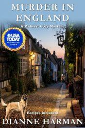 bargain ebooks Murder in England Cozy Mystery by Dianne Harman