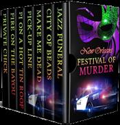 bargain ebooks New Orleans Festival of Murder Mystery by Julie Smith