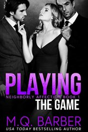 amazon bargain ebooks Playing the Game Erotic Romance by M.Q. Barber