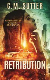 bargain ebooks Retribution Psychic Detective Thriller by C.M. Sutter
