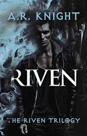bargain ebooks Riven Historical Urban Fantasy Adventure by A.R. Knight