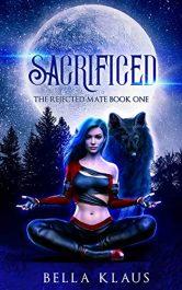 bargain ebooks Sacrificed Paranormal Romance by Bella Klaus