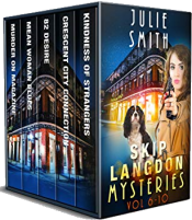 bargain ebooks Skip Langdon Mystery Series Vol. 6-10 : Five Gripping Police Procedural Thrillers (The Skip Langdon Series Book 2) Mystery/Thriller by Julie Smith