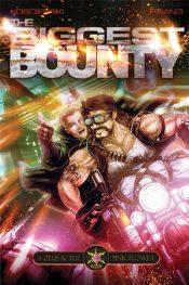bargain ebooks The Biggest Bounty Swash-Buckling Space Adventure by Brian Koscienski & Chris Pisano