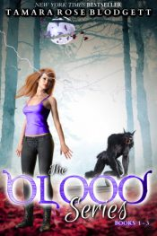 bargain ebooks The Blood Series Book Bundle 1-3 (A Rejected Mate Shifter Young Adult/Teen Romance) Young Adult/Teen Paranormal Romance by Tamara Rose Blodgett