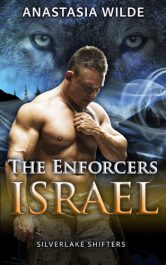bargain ebooks The Enforcers: Israel Paranormal Shifter Romance by Anastasia Wilde