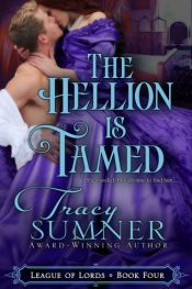 bargain ebooks The Hellion is Tamed Historical Romance by Tracy Sumner