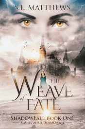 bargain ebooks The Weave of Fate Epic Fantasy by S.L. Matthews