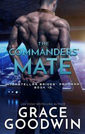 amazon bargain ebooks The Commanders' Mate Science Fiction Romance by Grace Goodwin