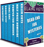 bargain ebooks The Dead-End Job Mysteries Mystery by Elaine Viets