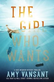 amazon bargain ebooks The Girl Who Wants Mystery/Thriller by Amy Vansant