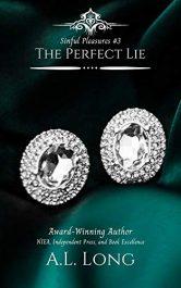 bargain ebooks The Perfect Lie Romance by A.L. Long