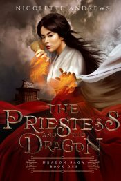 amazon bargain ebooks The Priestess and the Dragon Fantasy by Nicolette Andrews