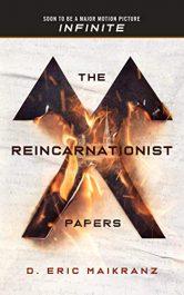 amazon bargain ebooks The Reincarnationist Papers Dark Fantasy Horror by D. Eric Maikranz