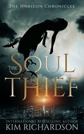 amazon bargain ebooks The Soul Thief Young Adult/Teen Horror by Kim Richardson