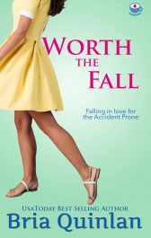 amazon bargain ebooks Worth the Fall Contemporary Romance by Bria Quinlan