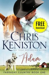 bargain ebooks Adam Clean & Wholesome Contemporary Romance by Chris Keniston