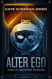 bargain ebooks Alter Ego Science Fiction Adventure by Kate Sheeran Swed