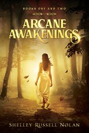 amazon bargain ebooks Arcane Awakenings Books One and Two Young Adult/Teen Fantasy by Shelley Russell Nolan