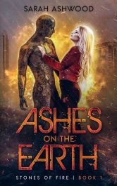 bargain ebooks Ashes on the Earth Young Adult/Teen Urban Fantasy by Sarah Blackwell