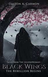 amazon bargain ebooks Black Wings: The Rebellion Begins Young Adult/Teen by Dalton A. Carmon