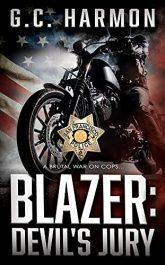 amazon bargain ebooks Blazer Action Adventure Thriller by G.C. Harmon