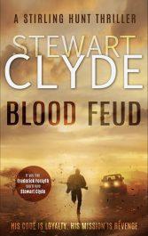 bargain ebooks Blood Feud Action Adventure/Thriller by Stewart Clyde