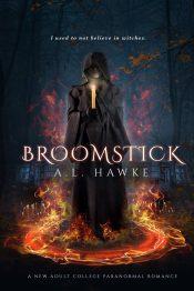 amazon bargain ebooks Broomstick Paranormal Fantasy Romance by A.L. Hawke