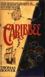 amazon bargain ebooks Caribbee Historical Fiction by Thomas Hoover