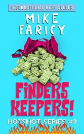 bargain ebooks Finders Keepers Mystery by Mike Faricy