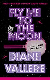 bargain ebooks Fly Me to the Moon Space Mystery by Diane Vallere