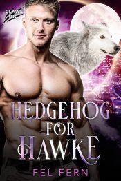 bargain ebooks Hedgehog for Hawke Gay Paranormal Romance by Fel Fern