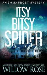 amazon bargain ebooks Itsy Bitsy Spider Mystery/Thriller by Willow Rose