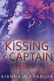 bargain ebooks Kissing the Captain Historical Romance by Kianna Alexander