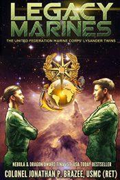 amazon bargain ebooks Legacy Marines Science Fiction by Jonathan P. Brazee