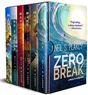 bargain ebooks Mahu 1-6: Six Full Mystery Novels (Mahu Investigations Book 14) Mystery by Neil S. Plakcy