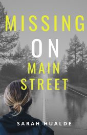 bargain ebooks Missing on Main Street Christian Suspense Mystery by Sarah Hualde