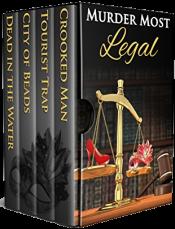 bargain ebooks Murder Most Legal Mystery, Legal Thriller by Julie Smith, Tony Dunbar