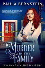 amazon bargain ebooks Murder in the Family Mystery by Paula Bernstein