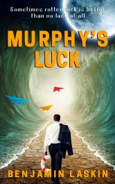bargain ebooks Murphy's Luck Romantic Comedy by Benjamin Laskin