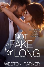 amazon bargain ebooks Not Fake for Long Contemporary Romance by Weston Parker