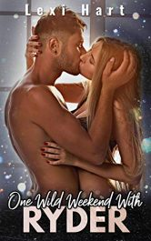 bargain ebooks One Wild Weekend With Ryder Erotic Romance by Lexi Hart