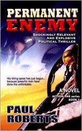 amazon bargain ebooks PERMANENT ENEMY War Action Adventure by Paul Roberts