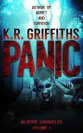 amazon bargain ebooks Panic Horror by K.R. Griffiths