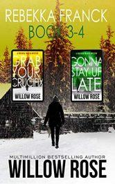 bargain ebooks Rebekka Franck: Book 3-4 Mystery Thriller by Willow Rose