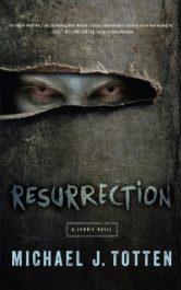 bargain ebooks Resurrection Zombie SciFi Horror by Michael J. Totten